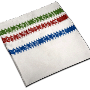 Printed Cotton Glass Cloth