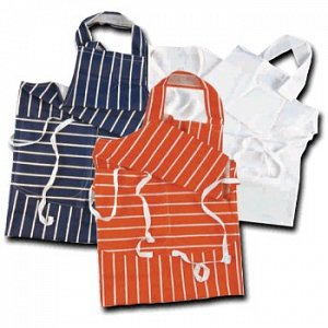 Coloured Catering Aprons