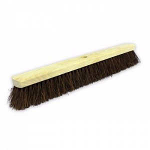 Bassine Stiff Wooden Sweeping Broom