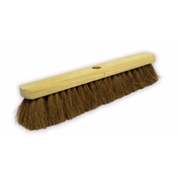 Coco Soft Wooden Sweeping Broom 18-36