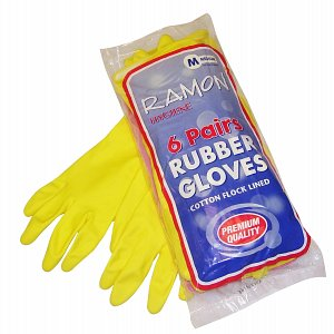 Catering Rubber Gloves