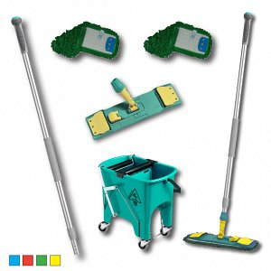 'Squizzy' Mopping System