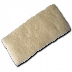 Wool Polish Applicator Pads